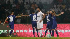 Chennaiyin FC register 1-0 win against NorthEast FC