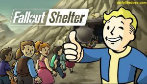 Fallout Shelter - dailylifedose.com