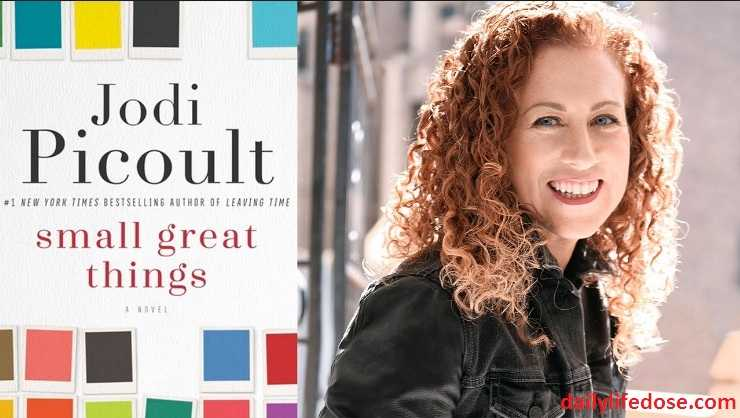 Small Great Things – A Novel by Jodi Picoult