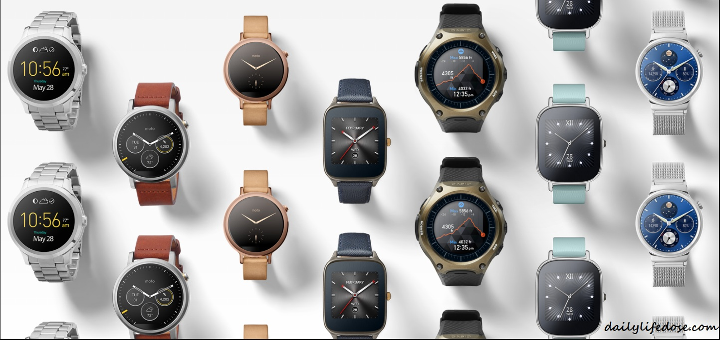 Top 11 Smartwatches to Own in 2017 - Compatible With Android and iOS