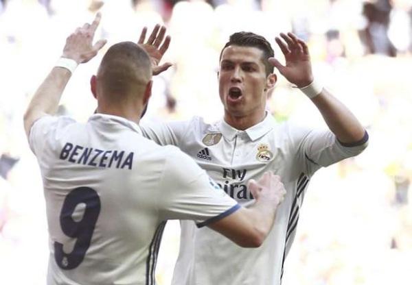 REAL MADRID VS ALAVES: 3-0