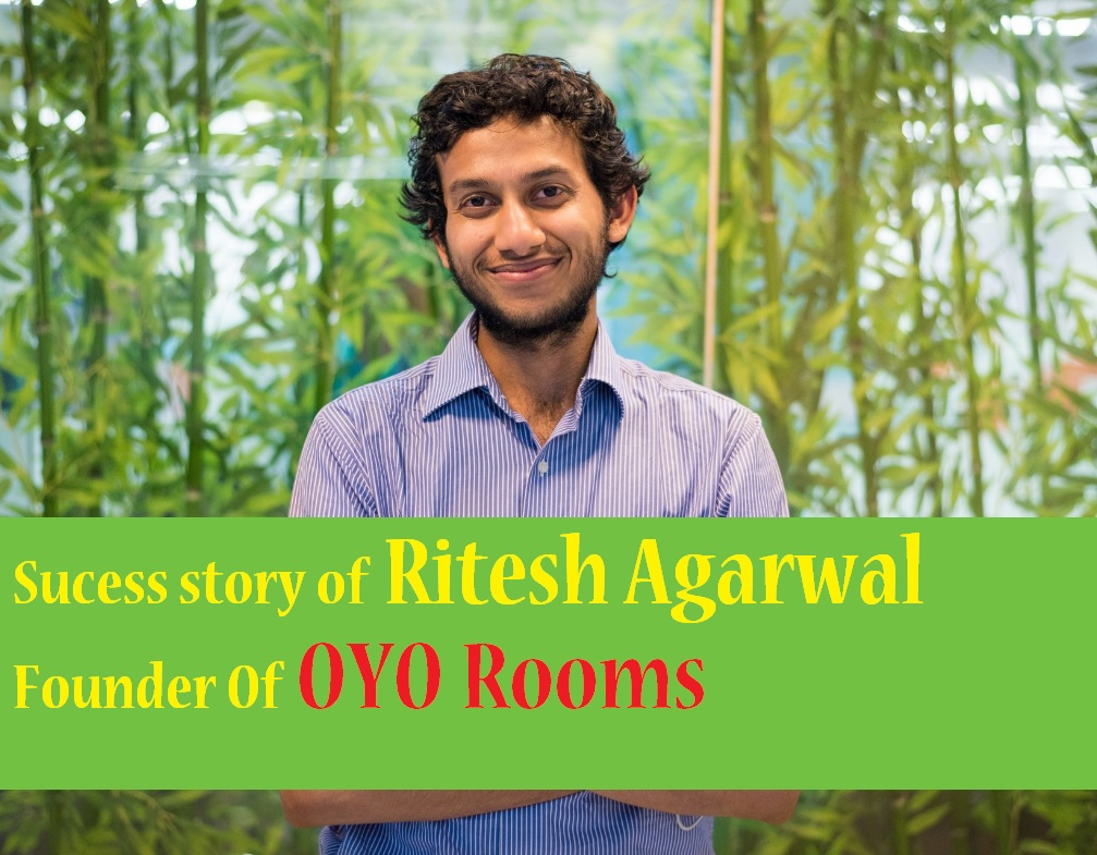 Ritesh Agarwal Founder Of OYO Rooms