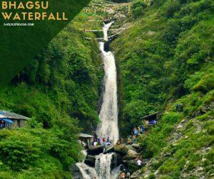 Bhagsu Waterfalls