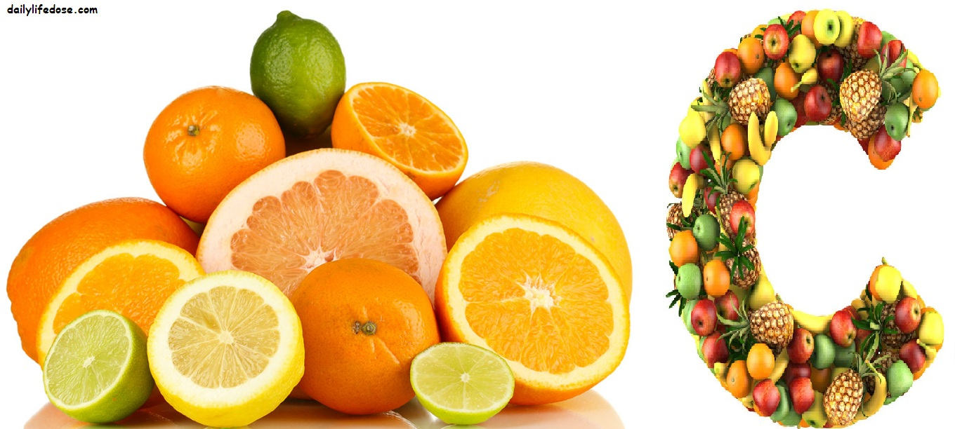 Daily Sources of Vitamin C