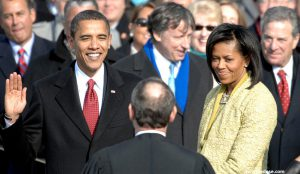 BARACK OBAMA As A President
