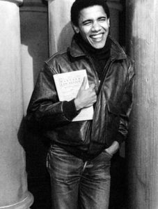 BARACK OBAMA As A Student
