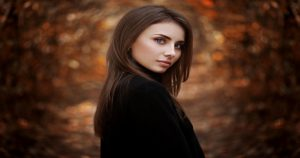 Increase your ISO for portrait photography