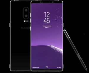 Interested Features of Galaxy Note 8