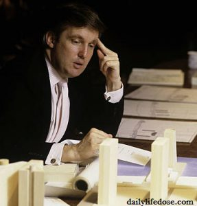 Trump as a Real Estate Mogul