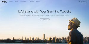 Top 5 Best Website Builders of 2017 Build Your Own Free Websites Today wix