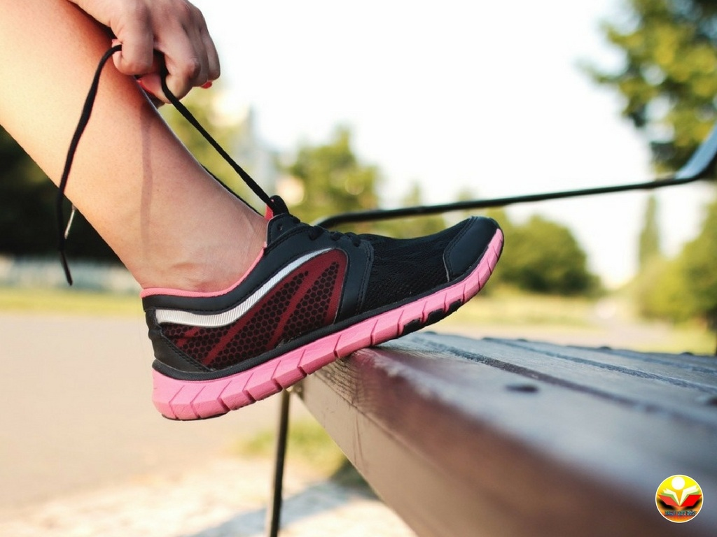Shoe Tied