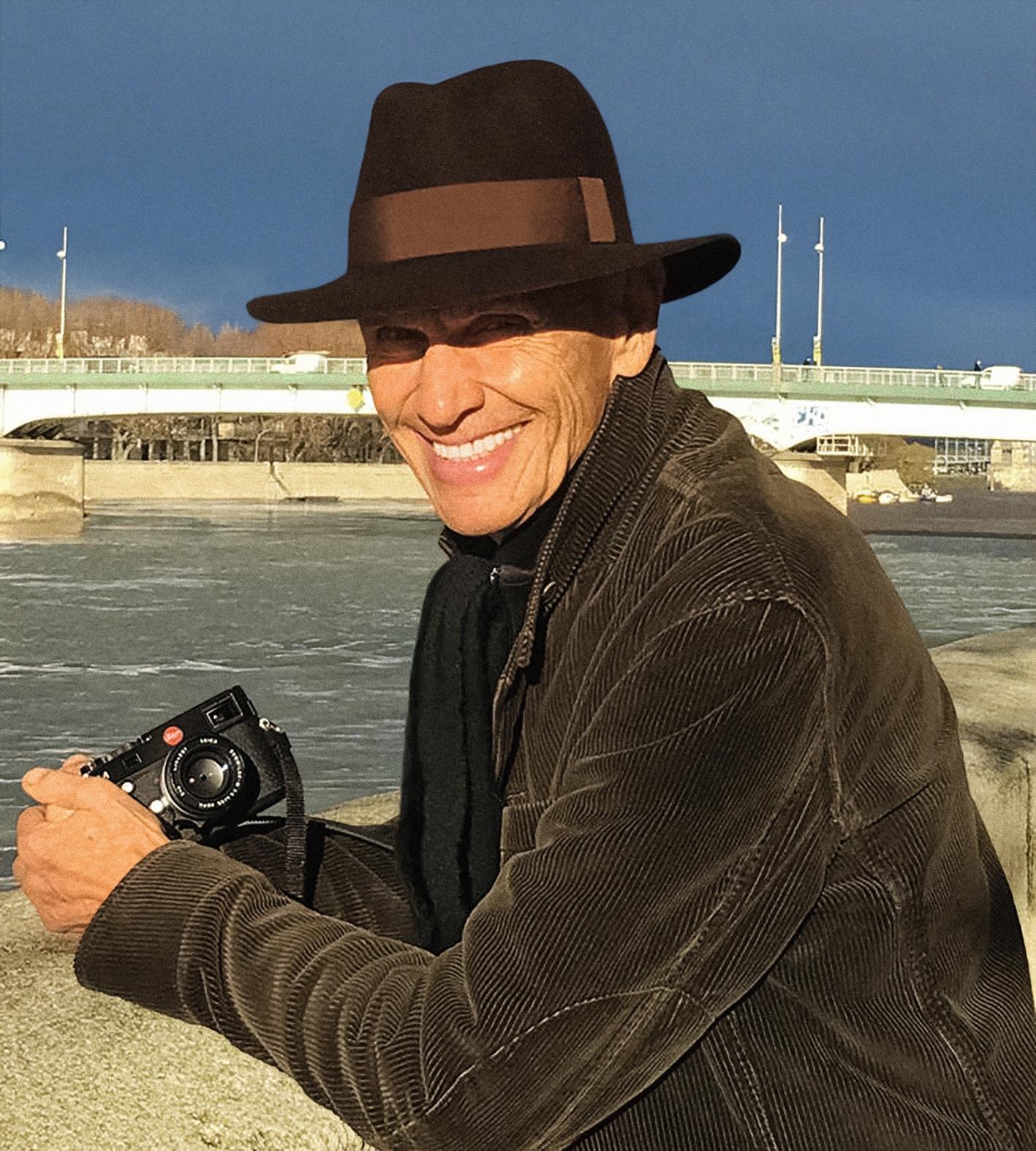 Joel Meyerowitz - PHOTOGRAPHERS WHO QUIT THEIR JOBS TO CHASE THEIR DREAMS