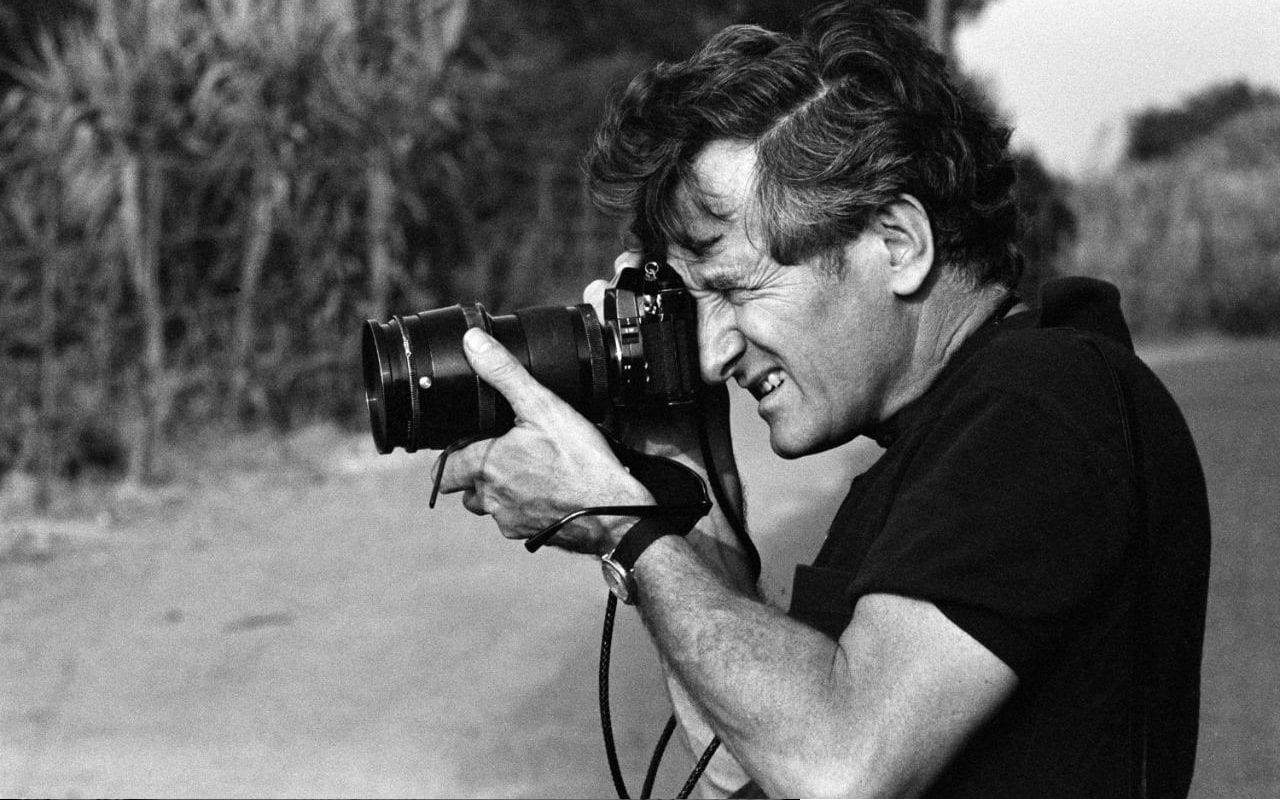 Marc Riboud - PHOTOGRAPHERS WHO QUIT THEIR JOBS TO CHASE THEIR DREAMS