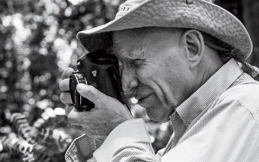 Sebastião Salgado - PHOTOGRAPHERS WHO QUIT THEIR JOBS TO CHASE THEIR DREAMS