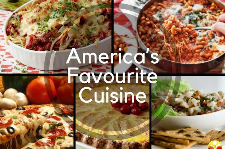America's Favourite Cuisine of All Time Foods Review