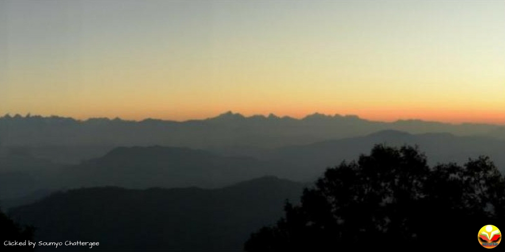 Binsar at Sunrise