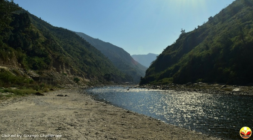River in Kumaon