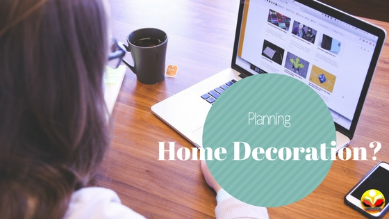 Home decor plan