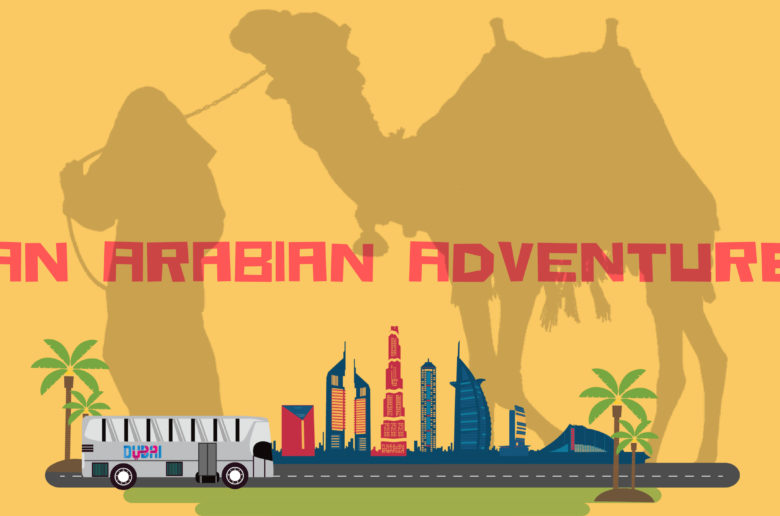 Arabian Desert Safari Adventure