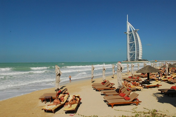 Beaches of dubai
