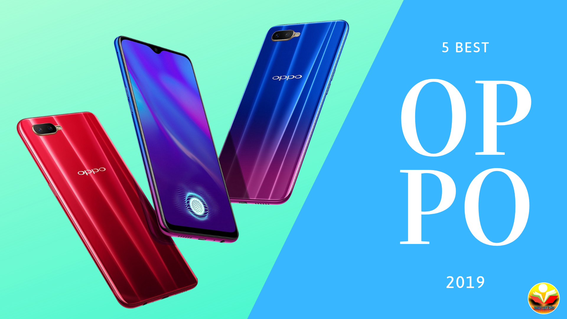 Oppo Smartphones can Buy in 2019
