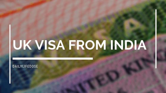 UK Visa From India