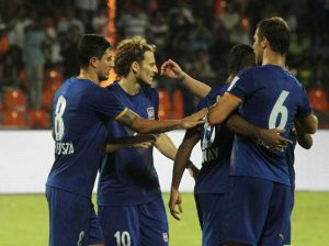 Mumbai City FC crushes Atletico de Kolkata by 1-0