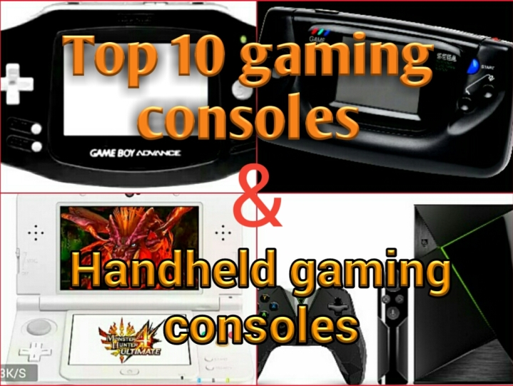 Buy Top 10 Handheld Gaming Consoles & Video Games of 2017