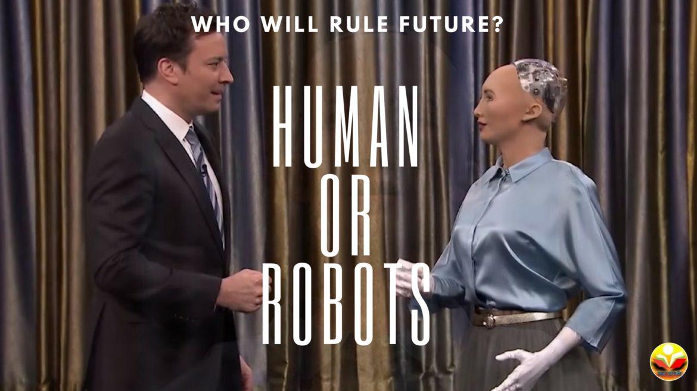 HUMAN VS AI TEACHNOLOGY
