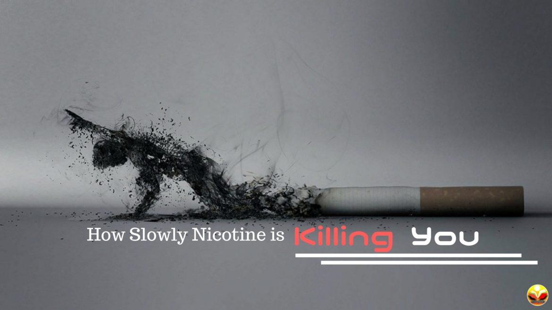 Nicotine Kills